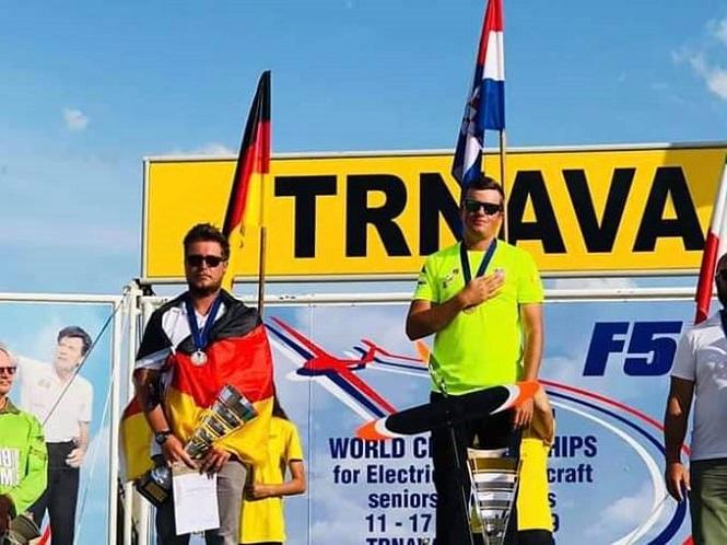 2019 F5J World Championship Winner Explorer BF