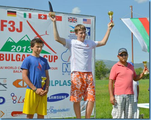 Arijan Hucaljuk wins the Bulgarian Cup 2013