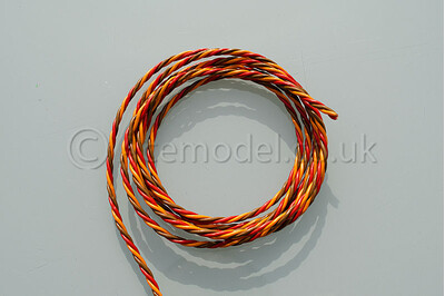 Twisted Servo Cable or Twisted Servo Wire